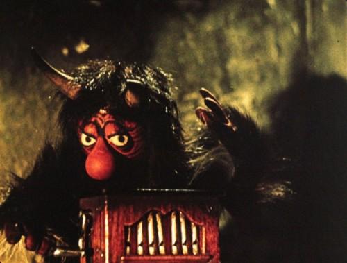 THE DEVIL'S MILL (Čertův mlýn, 1949)